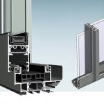 19 Алюминиевая система   Окна 911